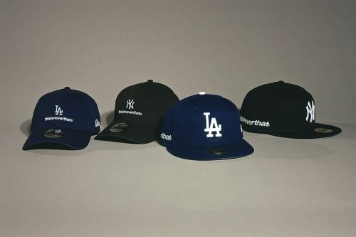 Thisisneverthat Adds Bold Branding to the New Era 9TWENTY & 59FIFTY