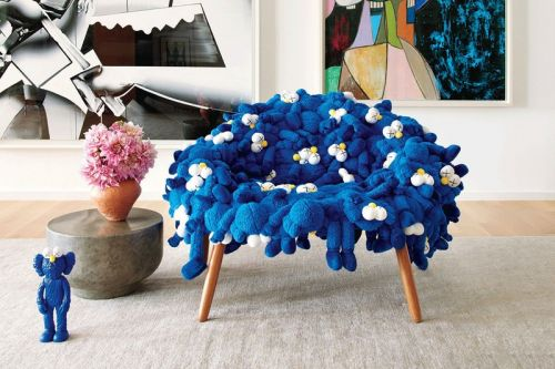 The Campana Brothers 'Banquete KAWS' Chair Is Now at MFA Houston