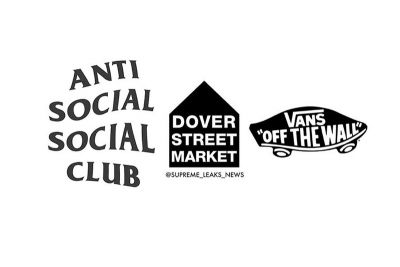 Is a Joint Collaboration Between Anti Social Social Club, Vans and DSM on the Way?