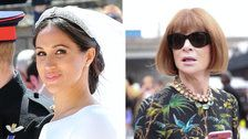 Anna Wintour Reveals How She Really Feels About Meghan Markle's Wedding Gown