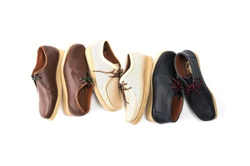 Commonwealth Reworks Three Classic Padmore & Barnes Silhouettes