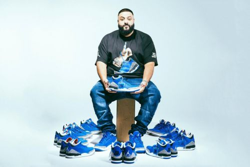 """DJ Khaled Unveils Air Jordan 3 """"We the Best"""" and """"Father of Asahd"""""""
