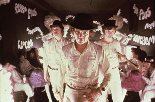 Malcolm McDowell: 'Clockwork Orange is a Disney movie for this generation'