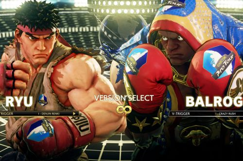 Capcom Announces In-Game Ads for 'Street Fighter V: Arcade Edition'