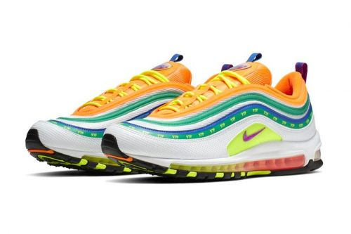 "Nike's Air Max 97 ""London Summer of Love"" Is a Colorful Homage to the City"