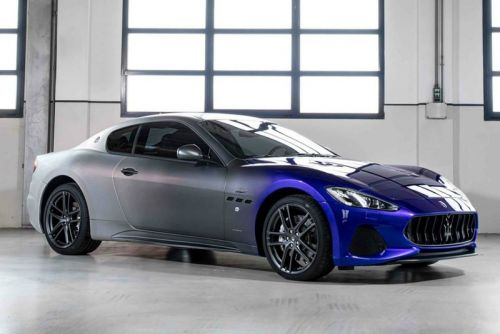 Maserati Concludes GranTurismo Production with One-Off GranTurismo Zeda