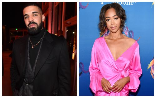 Drake Spotted On A Date With Teen Model After Denying They're A Couple