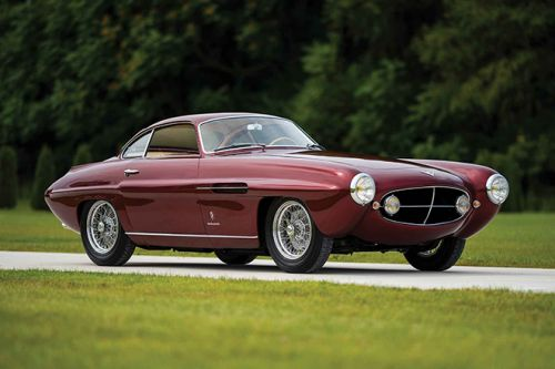 The $2M 1953 Fiat 8V Supersonic Redesigned For Daily Drivers