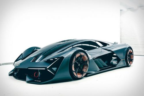 A Lamborghini Hypercar Is Reportedly in the Works