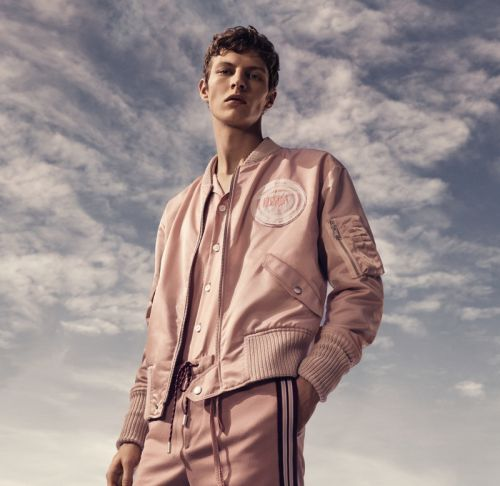Tim Schuhmacher, Alpha Dia & Finnlay Davis Star in Serene BOSS Spring '19 Campaign