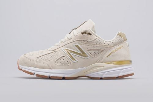 New Balance Swathes the 990v4 in Off-White Pigskin Suede