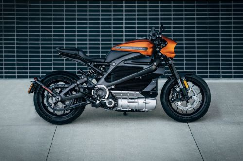 Harley-Davidson Fully Reveals the LiveWire Electric Motorcycle