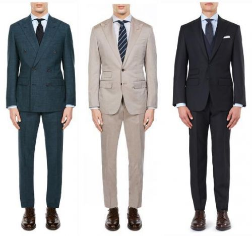 Men's Must Have: Thom Sweeney