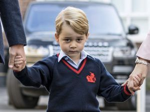 So This Is Who Prince George Played In His First School Nativity