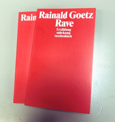 A classic novel about 90s rave is getting its first English release