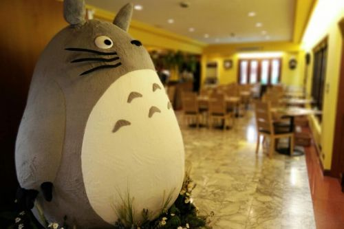 Studio Ghibli Reveals The World's First 'My Neighbor Totoro' Restaurant