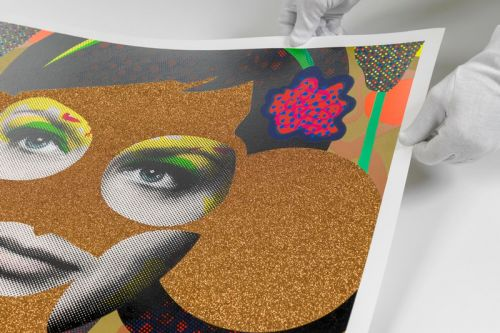 Paul Insect Is Dropping Two Multilayered Prints This Month