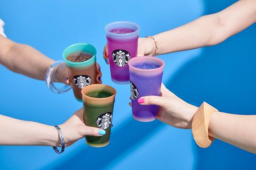 Starbucks Japan Drops Color-Changing Cups to Promote Diversity