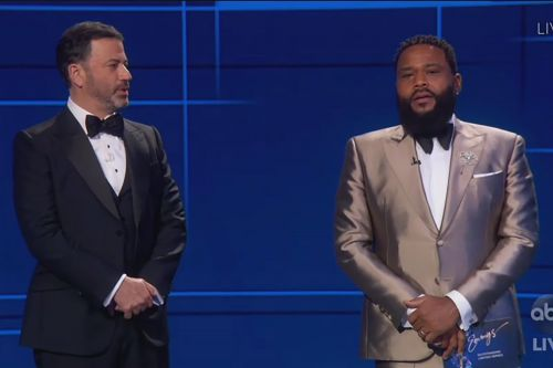 Anthony Anderson gives powerful 'Black Lives Matter' Emmys 2020 speech