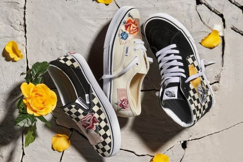 "Vans Will Soon Release The ""Satin Patchwork"" Pack"