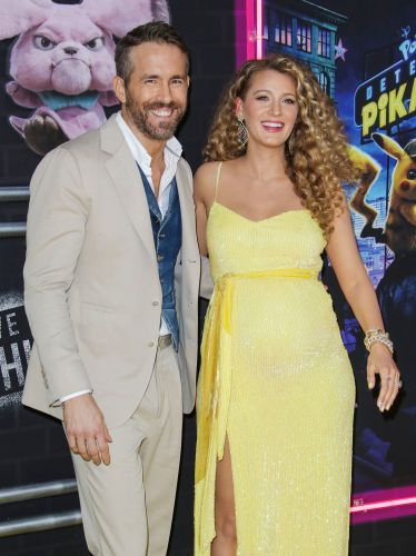 It's a Girl! Ryan Reynolds and Blake Lively Confirm Birth of Baby No. 3