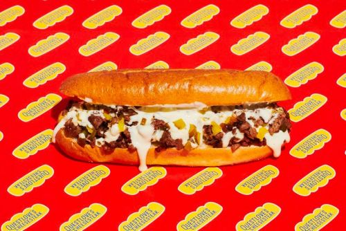 Questlove Introduces Cheesesteak Sandwich With Impossible™ Plant-Based Meat