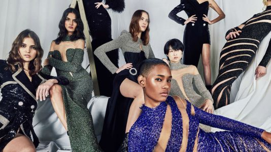 Balmain Launches Its Answer to Couture With 44 François Premier