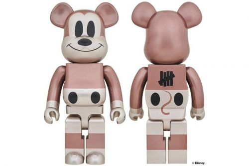 Medicom Toy and UNDEFEATED Join Forces With Disney for Mickey Mouse 1000% BE RBRICK