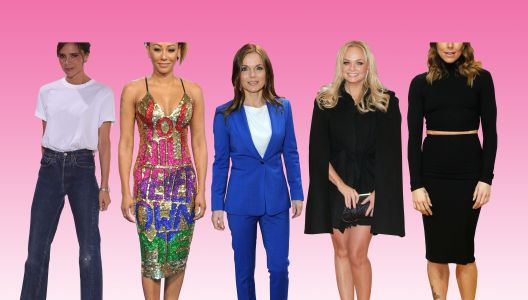 The Spice Girls Aren't So Tall Without Platform Heels - See How They Stand Up