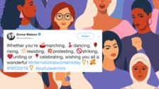 Celebrities Shout Out The Glory Of Women On International Women's Day
