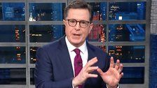 Colbert Riffs On Why Trump's Latest Demand Isn't Quite A Constitutional Crisis