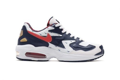 Nike Revamps the Air Max 2 Light & Tailwind IV for 4th of July