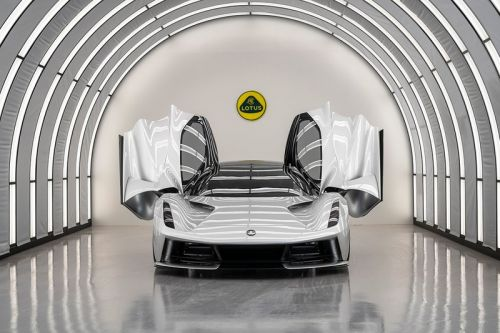 Take a Closer Look at Lotus' Almost Production-Ready Evija All-Electric Hypercar