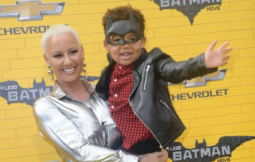 The Best Mama Around! Check out All of Amber Rose's Sweetest Moments With Sebastian Over the Years