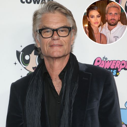 Harry Hamlin Is 'Very Protective' of Daughter Amelia Amid Scott Disick Relationship