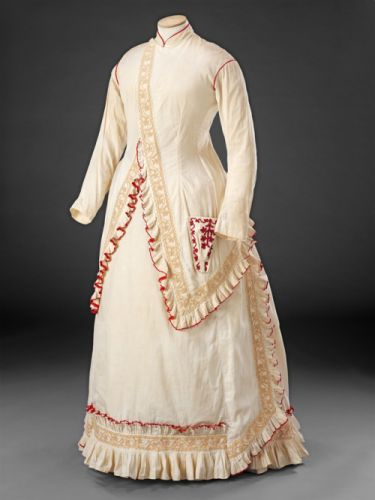 DressMid 1870sThe John Bright Collection