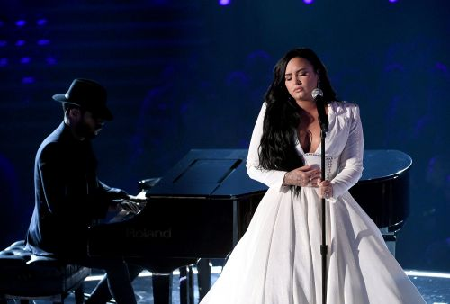 Grammys 2020: Demi Lovato cries performing new song 'Anyone' after 2018 overdose