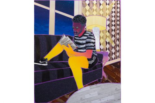 Devan Shimoyama Spotlights Striking Portraiture For Upcoming Exhibition