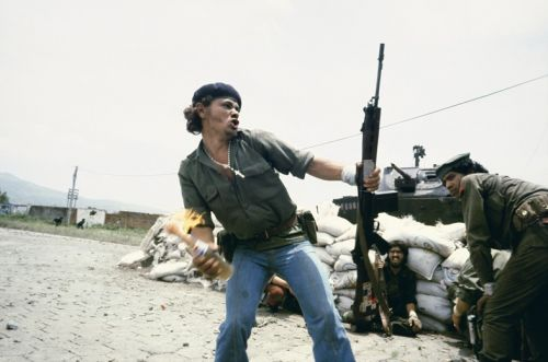 Susan Meiselas on how she took photographs that left a mark on our world
