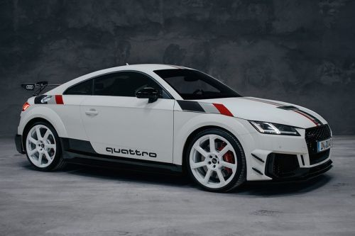 """Audi TT RS Celebrates """"40 Years of Quattro"""" as $135,000 USD Limited Edition"""