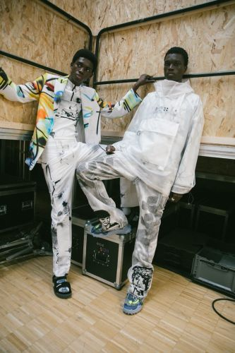 Off-White SS20 Menswear