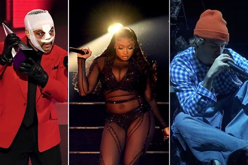 AMAs 2020 best and worst moments: From Justin Bieber to Megan Thee Stallion