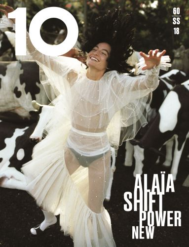 Introducing The Last Cover Of Our Latest Issue, ALAÏA, SHIFT, POWER, NEW On Newsstands February 15th