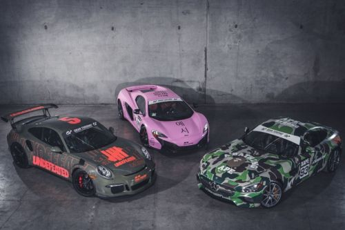 A Look at the BAPE, UNDEFEATED & ASSC 'Gran Turismo' Cars