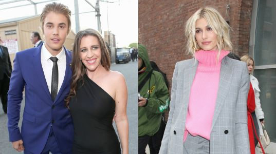 Justin Bieber's Mom Pattie Mallette Gushes That She's 'So Grateful' for Hailey Baldwin