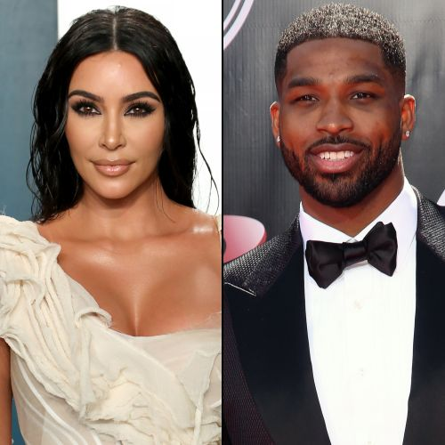 Kim Kardashian Congratulates Tristan Thompson on Becoming a Boston Celtic: 'Here We Come!'