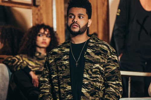 The Weeknd Is Being Sued Over 'Starboy' Comic
