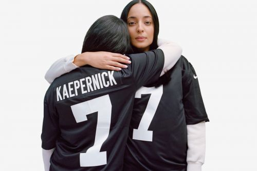 "Nike Debuts Limited Edition Colin Kaepernick ""True to 7"" Jerseys"