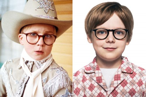 New Ralphie was 'soooo excited' to land 'A Christmas Story Live!' role