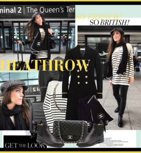 My Look: Heathrow